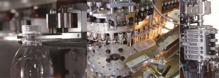 PET Şişirme Makinası Revize Projeleri