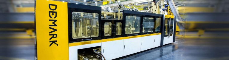 SBL Serisi Büyük Şişelere PET Şişirme Makinası