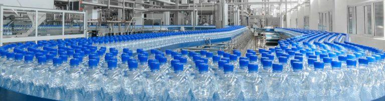 Şişe Su Şişirme Dolum Kapatma Makinası