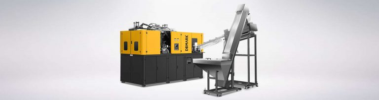 DBS Serisi Tam Otomatik Lineer PET Şişirme Makinası