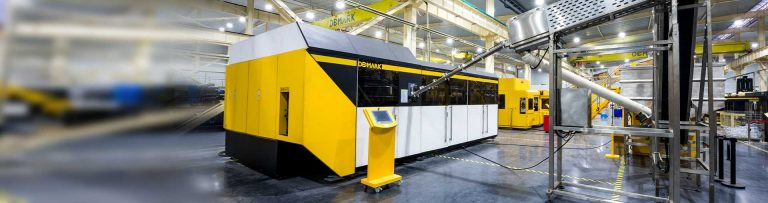 DMK-R Serisi Rotary Tipi Ultra Hızlı PET Şişirme Makinası